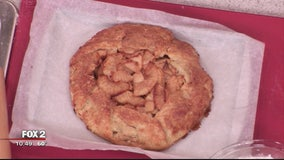 Busch's rustic apple tart recipe