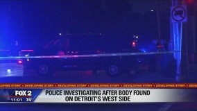 Body found in middle of Detroit road overnight