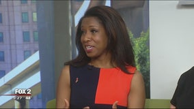 Anqunette Jamison on her lifestyle modifications to ease MS symptoms