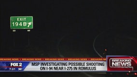 Another freeway shooting reported, state police investigate