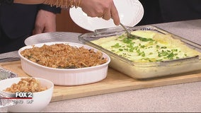 Make-ahead potatoes, green bean casserole recipes
