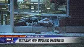 Thieves smash into craft beer bar in Grosse Pointe Park, steal ATM