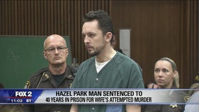 Hazel Park man sentenced after plan to kill wife was foiled by undercover cop