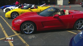 12th Annual Corvette Fest in Lake Orion June 11