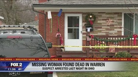 Grandson arrested in Ohio after woman found dead in Warren home