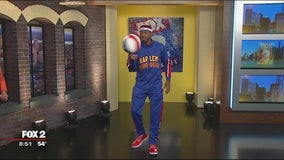 Harlem Globetrotters back at The Palace April 14