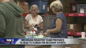Michigan volunteers ready to head to Florida for Hurricane Michael relief