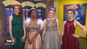 Style File: Tiaras on Trend for Prom