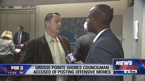 Grosse Pointe Shores councilman under scrutiny over Facebook posts