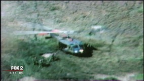 Vietnam veteran who saved 44 in destroyed chopper receives Medal of Honor