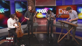 The Jeremy Kittel Band at The Ark Oct.1