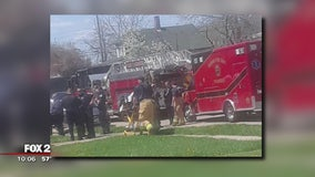 11 children rushed from Warren home to hospital with suspicious symptoms