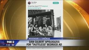 Dan Gilbert apologizes for 'tone deaf' slogan over controversial photo