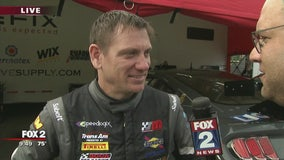 Marc Miller at Chevrolet Detroit Grand Prix presented by Lear
