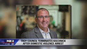 Troy city manager Brian Kischnick fired after domestic violence arrest