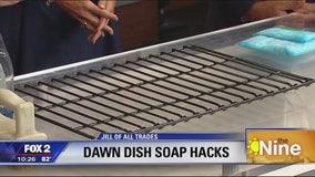 4 secret ways you can use Dawn dish soap
