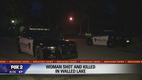 Woman shot and killed in Walled Lake home