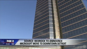 Bedrock to announce new tenant in downtown Detroit