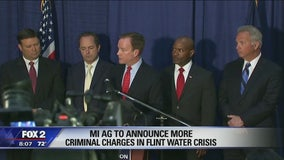 More criminal charges in Flint water case to be filed Friday