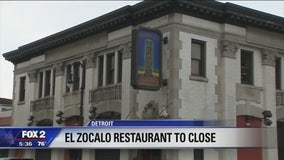 Diners getting in last meals at Mexicantown staple