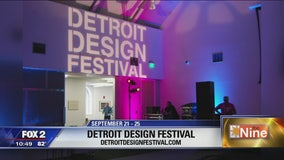 Detroit Design Festival Sept. 21-25
