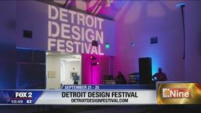 Detroit Design Festival Sept. 21-25