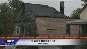 2 found dead in house fire in Hamtramck
