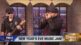 The Emerald Theatre's New Year's Eve Music Jam