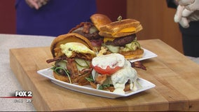 Eats and Crafts Burger Week March 19-25