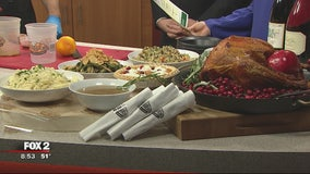 Make ahead Thanksgiving recipes from Vince & Joe's