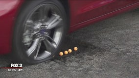 New Ford technology protects against potholes