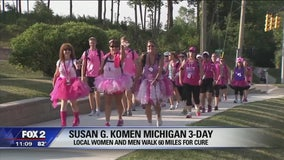 Susan G. Komen 3-Day celebrates 150 years