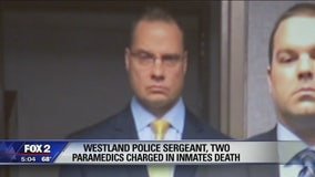 Sgt. fired after death in Westland jail; two paramedics also charged