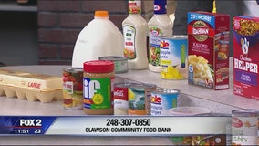 Clawson Food Pantry open third Monday of every month