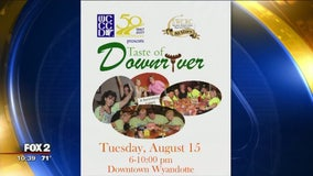 Taste of Downriver Aug. 15