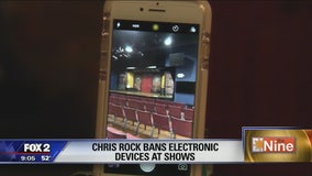 No cell phones allowed at Chris Rock show at Fox Theatre