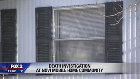 Murder at mobile home community in Novi investigated