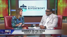 Shimmer on the River kicks off GM River Days