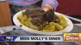 Miss Molly's Diner serving up homestyle food in Clarkston