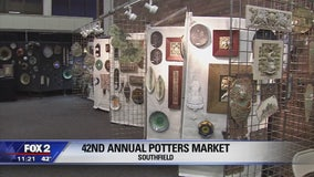 42nd Annual Potters Market now - Dec. 3