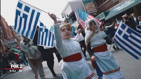 17th Annual Detroit Greek Independence Day Parade March 25