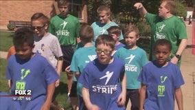 YMCA running programs help kids build character