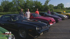 27th annual Camaro Superfest in Ypsilanti this weekend