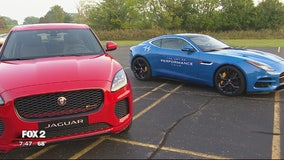 Jaguar's Art of Performance tour in Novi Sept. 22-24