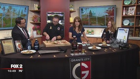Dine to Donate at Granite City benefitting pediatric cancer patients