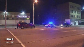 Double shooting in liquor store parking lot appears to be random: police