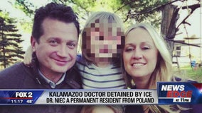 ICE detains Michigan doctor over 1992 misdemeanor convictions