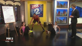 7 Move Body Weight Workout with Ben Boudro