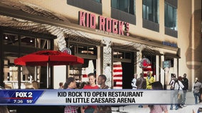 Kid Rock bringing Detroit, southern fare to restaurant at Little Caesars Arena