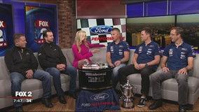 Ford Celebrates Daytona wins